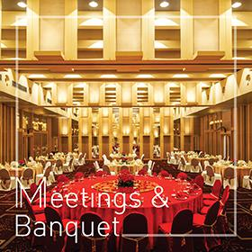 Meetings & Banquet